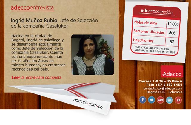 Anyull Solange Torres Carrillo - Gerente de Gestión Humana Telebucaramanga