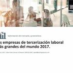Las empresas de tercerización laboral más grandes del mundo 2017